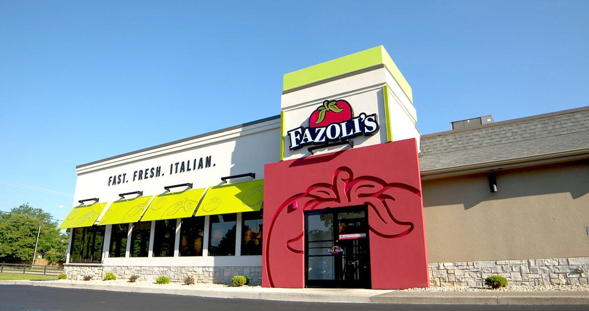 Fazoli's menu prices