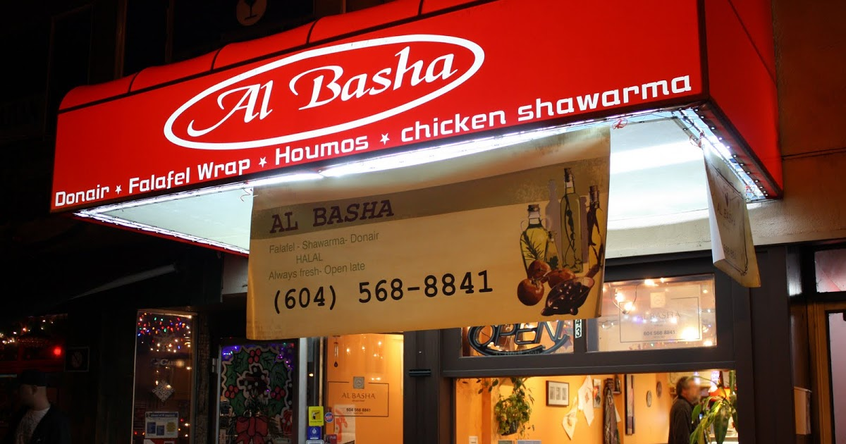 Albasha menu prices