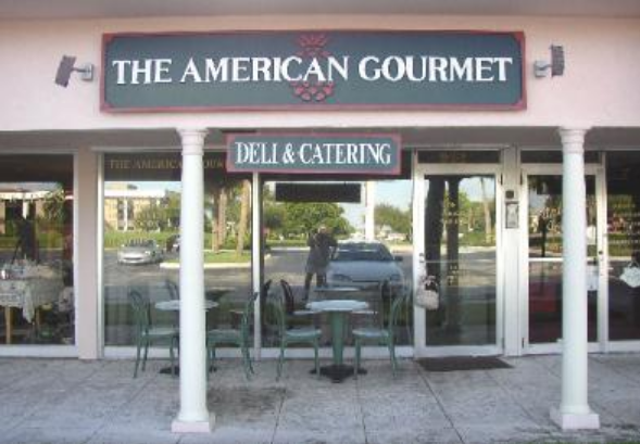 American Gourmet Foods Deli menu prices
