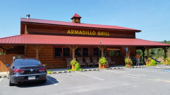 Armadillo Grill menu prices