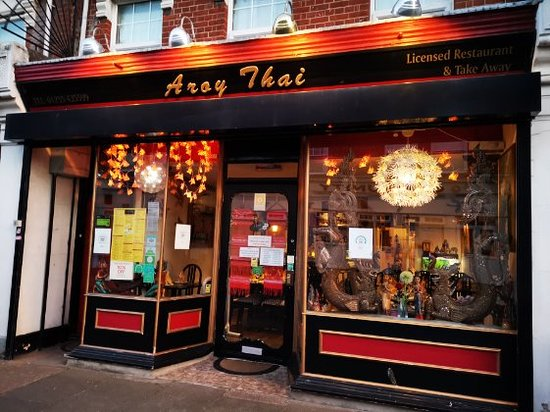 Aroy Thai Cuisine menu prices